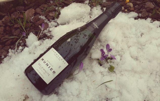 champagne brut nature benoit munier