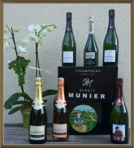 carton decouverte de champagne